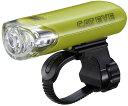キャットアイ HL-EL140 ライム LED ライト 自転車