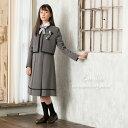 卒業式 スーツ 女の子 エミリア 150 160 165 cm センチ ワンピース + ジャケット + ワ
