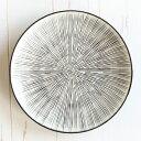 和食器 おしゃれ かわいい 有田焼 波佐見焼 大きめのお皿 8寸皿 線彫り