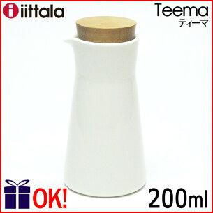 イッタラ ティーマ ピッチャー ホワイト カフェオレ