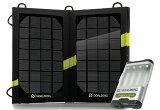 【送料無料】 Goal Zero Guide 10 Plus Solar Kit (充電池別売) 正規代理店保証付(日本語取説付)(ジッパー付きポケットが付いた新タイプ) bt096