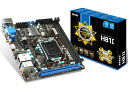 Intel H81 Expressチップセット搭載。高品質部品を採用するMini-ITXマザーボード○Intel H81 Expressチップセット搭載○Intel第4世代Coreプロセッサ「Haswell」対応○Mini-ITXフォームファクター○DDR3-1600 メモリに対応○PCI Express 2.0 x16スロット搭載○DVI-D、HDMI、VGA 映像出力端子装備○高品質部品を採用するMSI独自の「ミリタリークラス4」準拠○オーバークロック用ユーティリティ「OC Genie4」搭載