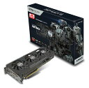 【送料無料】 SAPPHIRE NITRO R9 390 8G GDDR5 PCI-E DD/ H/3DP TRI-X  正規代理店保証付