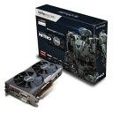 【送料無料】SAPPHIRE NITRO R9 380 2G GDDR5 PCI-E DVI2/HDMI/DP DUAL-X OC 正規代理店保証付