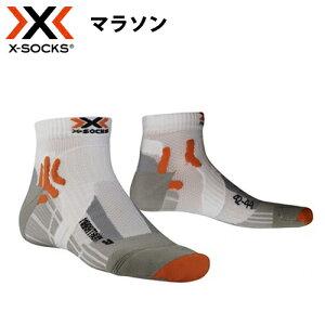 マラソン エックス ソックス ホワイト パケット