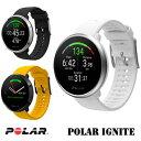 POLAR(ポラール) GPS 搭載 フィットネスウォッチ Polar Ignite (ポラール イグナイト)