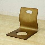 日本木制椅子座位/棕色准备[木製和座椅子/落ち着きのあるブラウン色【YDKG-f】 02P12Jun12]