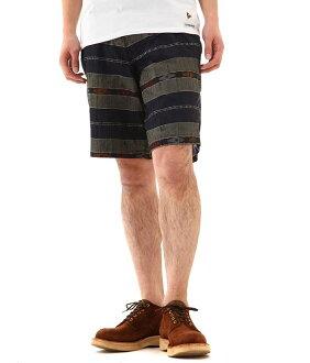 BURKMAN BROS (バークマンブラザーズ) DRAW CORD SHORTS W PKT (ドローコードショーツ shorts)
