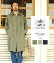 【送料無料】ANATOMICA / アナトミカ : SINGLE RAGLAN S-P GABARDINE : アナトミカ シングル ラグラン コート ロングコート メンズ : 530-542-01 【MUS】