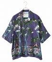 "DAIRIKU / ダイリク : ""INTERMISSION"" Aloha Shirt / 全2色 : インター ミッション アロハ シャツ メンズ : 20SS-S-1 【NOA】"