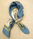 ■【予約商品 3月下旬〜4月入荷予定入荷予定】manipuri [マニプリ] / Silk scarf Street(65cm×65cm) (シルクスカーフ バ...