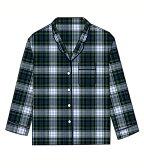 ■【予約商品 11月以降入荷予定】SLEEPY JONES [スリーピージョーンズ] / marina pajama shirts (スリーピージョーンズ パジャマ パンツ ルームウェア) WT001-F1240-460【DEA】