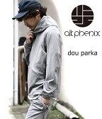 【スマホエントリーP10倍!】【SALE/セール】alk phenix [アルクフェニックス] / dou parka tech-urake/全2色 (パーカ ウラケ 裏毛 テック) PO552WT54【PIE】