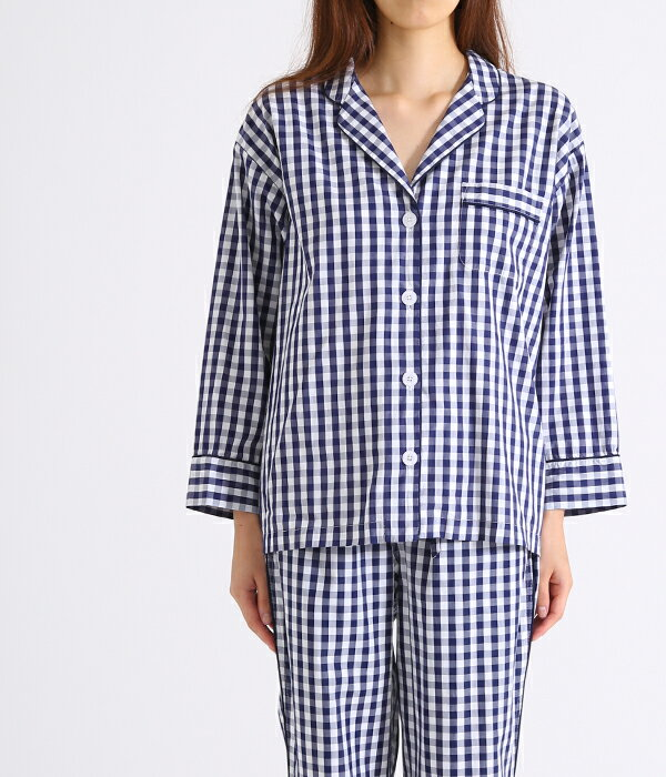 SLEEPY JONES [スリーピージョーンズ] / 【レディース】marina pajama shirt(core) (スリーピージョーンズ パジャマ シャツ ルームウェア) WT001-F1026-410【DEA】