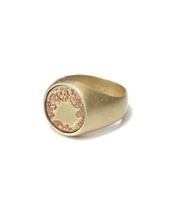 Maison Margiela(メゾン マルジェラ) / BRASS RING Ring(ブラスリング 指輪 アクセサリー)S35UQ0179【RIP】