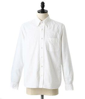 造型師日本 (日本設計師) / 牛津襯衫 (設計師日本襯衫長袖) TSJS-61001-22