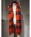 ■【予約商品 10月〜11月入荷予定】Traditional Weather Wear [トラディショナルウェザーウェア] / BLANKET MUFFLER -ROYAL STEWART- (ブランケット マフラー ストール レッドチェック 大判 ロイヤルスチュアート) A172JGGO0022-TT18【ANN】