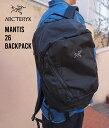 【送料無料】ARC 039 TERYX / アークテリクス : Mantis 26 Backpack : マンティス 26 バックパック : リュック バッグ バックパック カバン メンズ レディース : L07448200 【STD】【DEA】【REA】