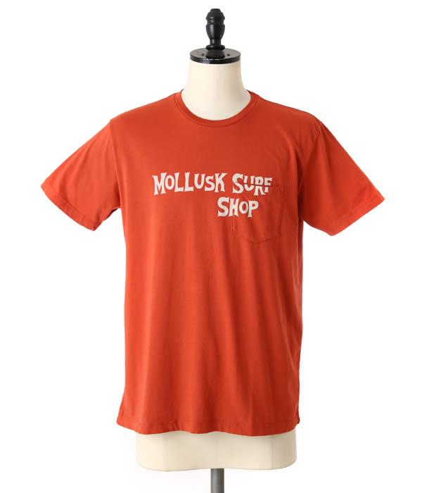 モラスク メンズ Tシャツ