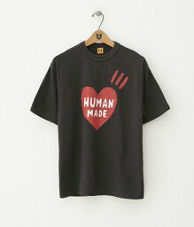 HUMAN MADE(ヒューマンメイド) / T-SHIRT ♯1411 / 全2色(Tシャツ カットソー プリント ロゴ ♯1411 )HM14TE011【NOA】【WIS】