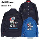 【SALE】PUNK DRUNKERS(パンクドランカーズ) /富士山シャツ