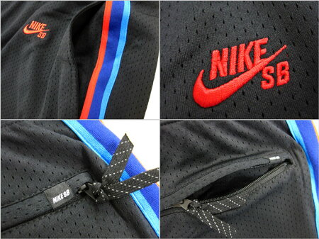 NIKESB/ASSBASWSHORT��BLACK×(UNIVERSITYRED)��/���硼�ȥѥ��