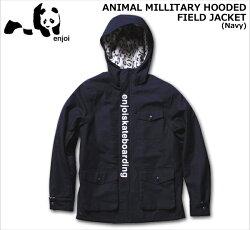 ENJOI�ʥ��祤��/animalmillitaryhoodedfieldjacket/�ߥ����㥱�å�