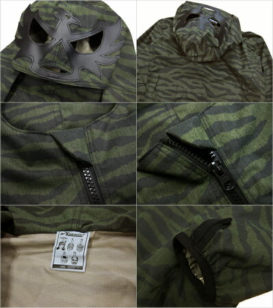 HAOMING(ハオミン)/BIRDMASKJACKET/ジャケット