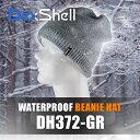 ビーニー スノボ メンズ レディース 防水通気防寒ビーニー帽(Dex Shell)DH372-GR