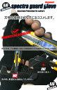 防刃グローブ、防刃手袋、防刃、防刃ベスト、防刃チョッキ、ナイフ対応、スペクトラ、XPS-1B、アマーラ手袋、ハニウェル、釘耐性、切創力スペクトラ手袋 XPS-2B