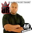 グレーシーも愛用するBRブラックケブラーTシャツ!!BRケブラーTシャツ BR-T