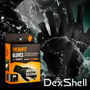 【Dex Shell】防水通気手袋サーモフィットグローブ DG326