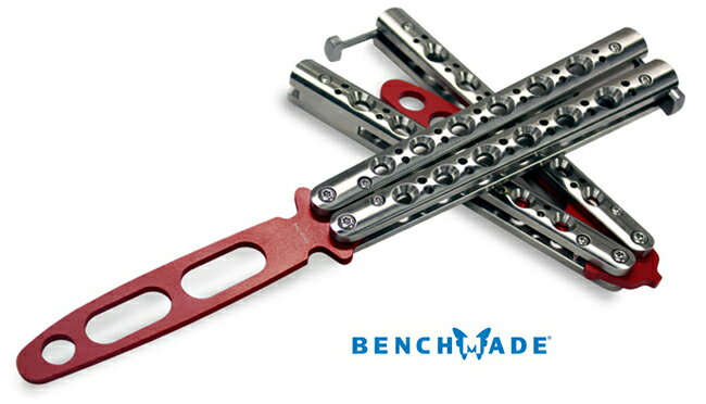 【送料無料】ベンチメイド/BENCHMADE NEW 62T バリソン ナイフ トレーナー(刃なし)【日本正規品】