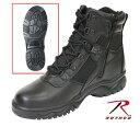 【送料無料【正規品】ロスコ/ROTHCO レザー サイドジッパーウォータープルーフ ブーツ WT(防水靴27cm 5190