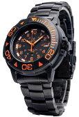 【送料無料】スミス&ウェッソン/S&W ダイバー ウォッチ 発光トリチウム 腕時計 SW900OR