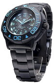 【送料無料】スミス&ウェッソン/S&W ダイバー ウォッチ 発光トリチウム 腕時計 SW900BL