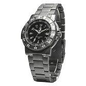 【送料無料】スミス&ウェッソン/S&W ミリタリーウォッチ エグゼクティブ H3 発光トリチウム 腕時計 SW357T-BSS