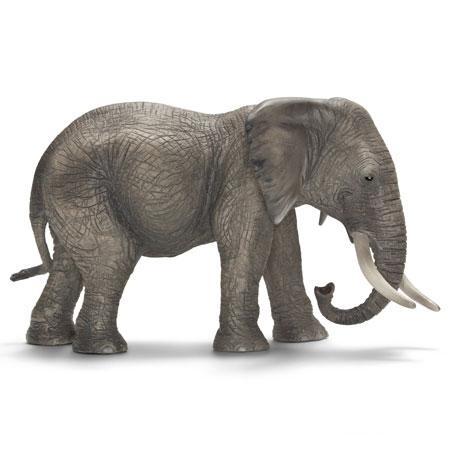 【☆ポイント10倍☆まとめ買いで送料無料☆】Schleich (シュライヒ) アフリカ象(メス)14657【全商品・全在庫】【正規品】
