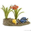 □□Schleich (シュライヒ) サンゴ礁と熱帯魚 42327【全商品・全在庫】【正規品】【☆送料無料☆まとめ買いで送料無料☆】