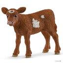 Schleich (シュライヒ) テキサス牛 (仔) 13881【全商品・全在庫】【正規品】【まとめ買いで送料無料】