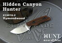 【送料無料】正規ディーラー品 ベンチメイド/BENCHMADE 15016-2 Hidden Canyon Hunter ヒドゥン・キャニオン ハンター /ディモンド・ウッド ナイフ