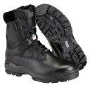 【送料無料】軍・法的機関用 5.11 ファイブイレブン タクティカル ASTM シールド サイドジッパーブーツ 9.5W 27.5cm 防水/安全靴