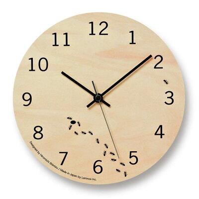 アリの時計