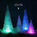 ミニ クリスマスツリー LED クリスマス 飾り 置物 オブ...