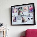 多面 写真立て 写真たて フォトフレーム プレゼント 結婚祝い 赤ちゃん 壁掛け おしゃれ インテリア雑貨 2枚 3枚 クリップ 写真収納 写真フレーム フォトディスプレイ フレーム ディスプレイ 写真 北欧 クリップラインフォトディスプレーumbra アンブラ 複数