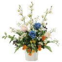 アレンジフラワー 光触媒 観葉植物 インテリア 人気 おしゃれ 造花 ギフト お祝い 花 サファイヤローズ フラワーギフト 誕生日 母の日