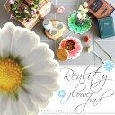 マウスパッド 下敷き おしゃれ かわいい 光学式 絵 おもしろ 写真 女の子 花 フラワー ガーベラ マーガレット 植物 切り株 自然 プレゼント ギフト ディスプレイ 飾り インテリア雑貨 プチギフト ディスプレイマット REALITY flower pad おもしろ雑貨