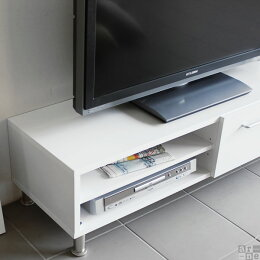 テレビ台テレビラック引き出し完成品テレビボード一人暮らしテレビ台32型120ローボードcm木製日本製42インチモダンシンプル32インチ収納ロータイプ薄型avラックAV収納TVボード白TV台国産ホワイトおしゃれavボードSP-001TV