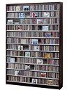 CDラック 大容量 棚 DVD収納ラック おしゃれ 収納ラック CD DVD 収納 ラック DVDラック ダークブラウン 幅140cm cd収納 大量収納 スリム CDストッカー DVDストッカー 薄型 ブルーレイCDラック 大容量 棚 DVD収納ラック おしゃれ 収納ラック CD DVD 収納 ラック DVDラック ダークブラウン 幅140cm cd収納 ブルーレイ 大量収納 スリム CDストッカー DVDストッカー 薄型 大量 壁面 壁面収納 シンプル デザイン オークス 1000枚 【CD1668枚/DVD720枚】 送料無料