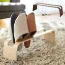スリッパラック 北欧 スリッパスタンド 木製 スリム スリッパ立て かわいい スリッパたて スリッパ...